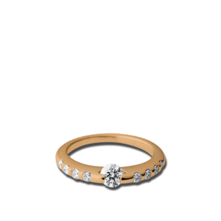 Schaffrath Ring Liberté L2119-R-RG-0.73GSI
