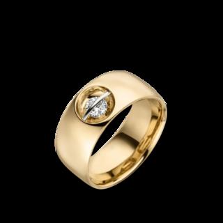 Schaffrath Ring Liberté Solitaire L1063-R-GG-0.20GSI