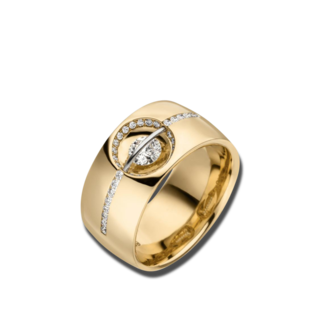 Schaffrath Ring Liberté Solitaire L1064-R-GG-0.30GSI