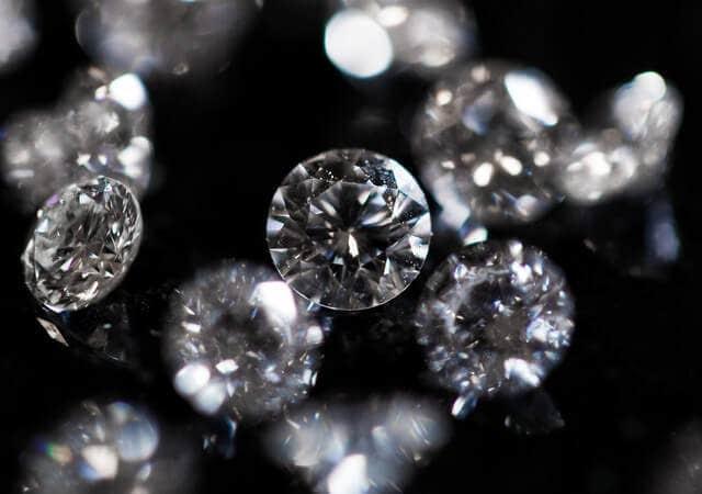 Schliff Diamanten