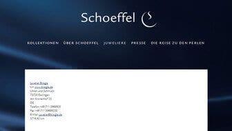 Schoeffel Konzession Screenshot