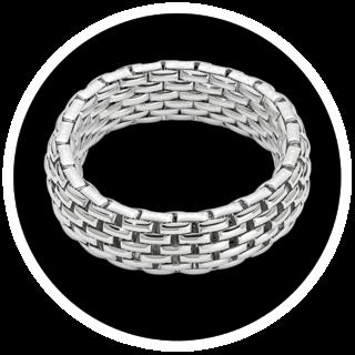 Silberarmbänder