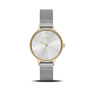 Skagen Damenuhr Anita Quarz 38mm SKW2340