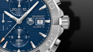 TAG Heuer Aquaracer Automatic Chronograph 43mm
