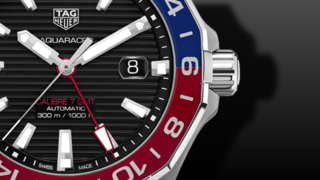 TAG Heuer Aquaracer Automatic GMT 43mm