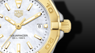 TAG Heuer Aquaracer Lady Quartz 27mm