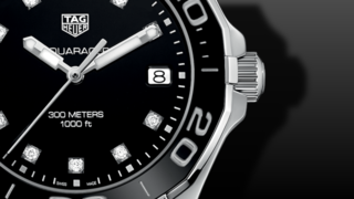 TAG Heuer Aquaracer Lady Quartz 35mm