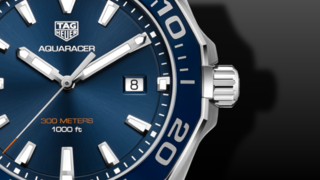 TAG Heuer Aquaracer Quartz 43mm