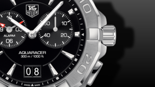 TAG Heuer Aquaracer Quartz Alarm 40,5mm
