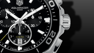 TAG Heuer Aquaracer Quartz Chronograph 43mm