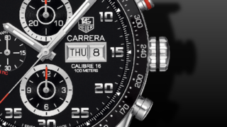 TAG Heuer Carrera Automatic Day-Date Chronograph 43mm