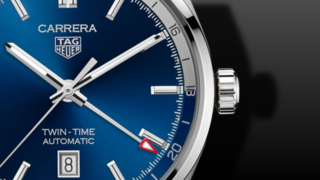 TAG Heuer Carrera Automatic Twin-Time 41mm