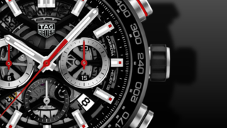 TAG Heuer Carrera Heuer 02 Chronograph 43mm