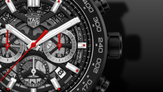 TAG Heuer Carrera Heuer 02 Chronograph 45mm