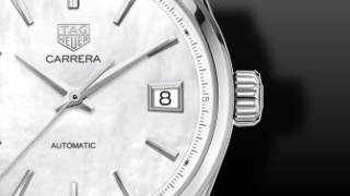TAG Heuer Carrera Lady Automatic 36mm