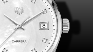 TAG Heuer Carrera Lady Quartz 36mm