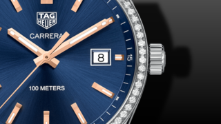 TAG Heuer Carrera Lady Quartz 39mm