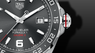 TAG Heuer Formula 1 Automatic 43mm