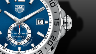 TAG Heuer Formula 1 Automatic Small Second 43mm
