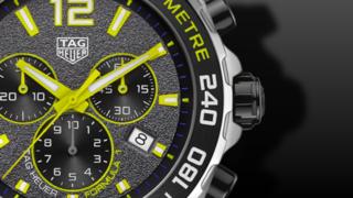 TAG Heuer Formula 1 Quartz Chronograph 43mm