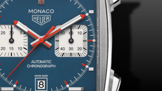 TAG Heuer Monaco Calibre 11 Chronograph 39mm