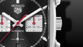 TAG Heuer Monaco Calibre Heuer02 Chronograph 39mm