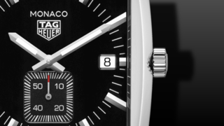 TAG Heuer Monaco Quartz 37mm