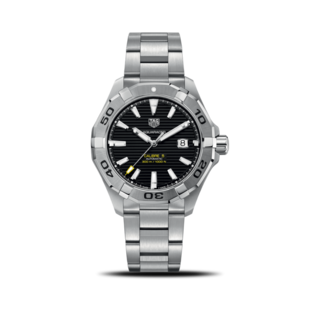 TAG Heuer Herrenuhr Aquaracer Automatic 43mm WAY2010.BA0927