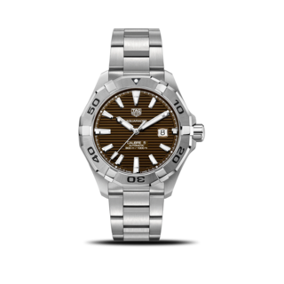 TAG Heuer Herrenuhr Aquaracer Automatic 43mm WAY2018.BA0927