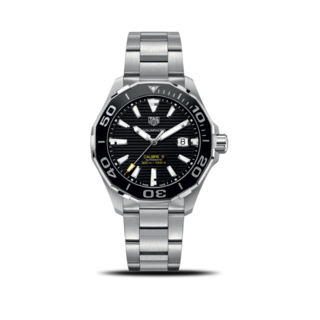 TAG Heuer Herrenuhr Aquaracer Automatic 43mm WAY201A.BA0927