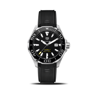 TAG Heuer Herrenuhr Aquaracer Automatic 43mm WAY201A.FT6142