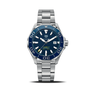 TAG Heuer Herrenuhr Aquaracer Automatic 43mm WAY201B.BA0927