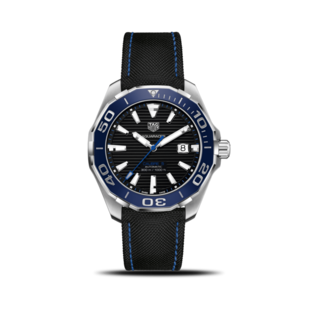 TAG Heuer Herrenuhr Aquaracer Automatic 43mm WAY201C.FC6395
