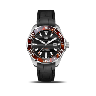 TAG Heuer Herrenuhr Aquaracer Automatic 43mm WAY201N.FT6177