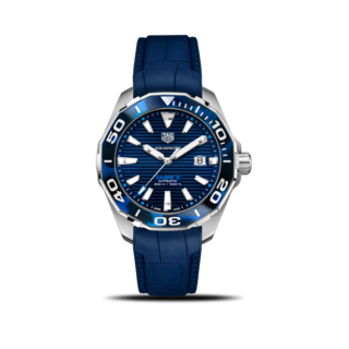 TAG Heuer Herrenuhr Aquaracer Automatic 43mm WAY201P.FT6178