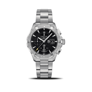 TAG Heuer Herrenuhr Aquaracer Automatic Chronograph 43mm CAY2110.BA0927