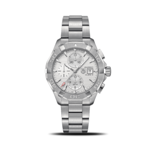 TAG Heuer Herrenuhr Aquaracer Automatic Chronograph 43mm CAY2111.BA0927