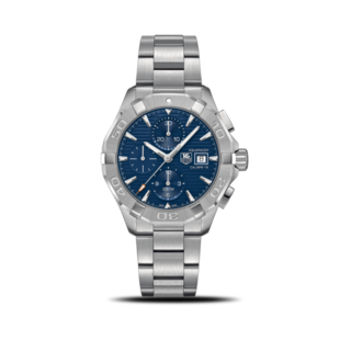 TAG Heuer Herrenuhr Aquaracer Automatic Chronograph 43mm CAY2112.BA0927