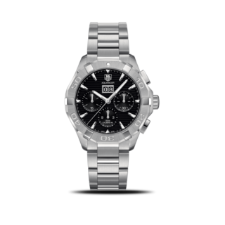 TAG Heuer Herrenuhr Aquaracer Automatic Chronograph 43mm CAY211Z.BA0926