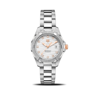 TAG Heuer Damenuhr Aquaracer Lady Automatic 32mm WBD2320.BA0740