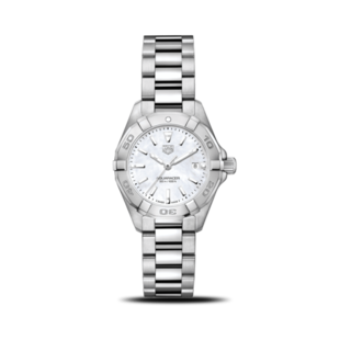 TAG Heuer Damenuhr Aquaracer Lady Quartz 27mm WBD1411.BA0741