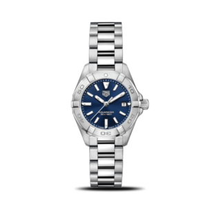 TAG Heuer Damenuhr Aquaracer Lady Quartz 27mm WBD1412.BA0741