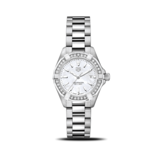 TAG Heuer Damenuhr Aquaracer Lady Quartz 27mm WBD1413.BA0741