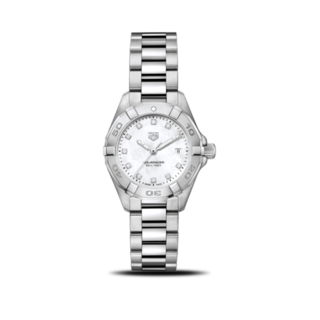TAG Heuer Damenuhr Aquaracer Lady Quartz 27mm WBD1414.BA0741