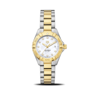 TAG Heuer Damenuhr Aquaracer Lady Quartz 27mm WBD1422.BB0321