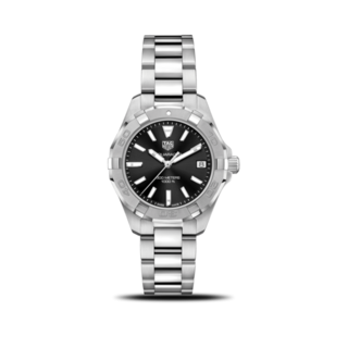 TAG Heuer Damenuhr Aquaracer Lady Quartz 32mm WBD1310.BA0740