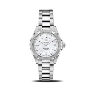 TAG Heuer Damenuhr Aquaracer Lady Quartz 32mm WBD1311.BA0740
