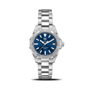 TAG Heuer Damenuhr Aquaracer Lady Quartz 32mm WBD1312.BA0740