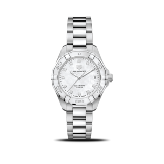 TAG Heuer Damenuhr Aquaracer Lady Quartz 32mm WBD1314.BA0740