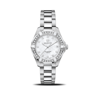 TAG Heuer Damenuhr Aquaracer Lady Quartz 32mm WBD1315.BA0740